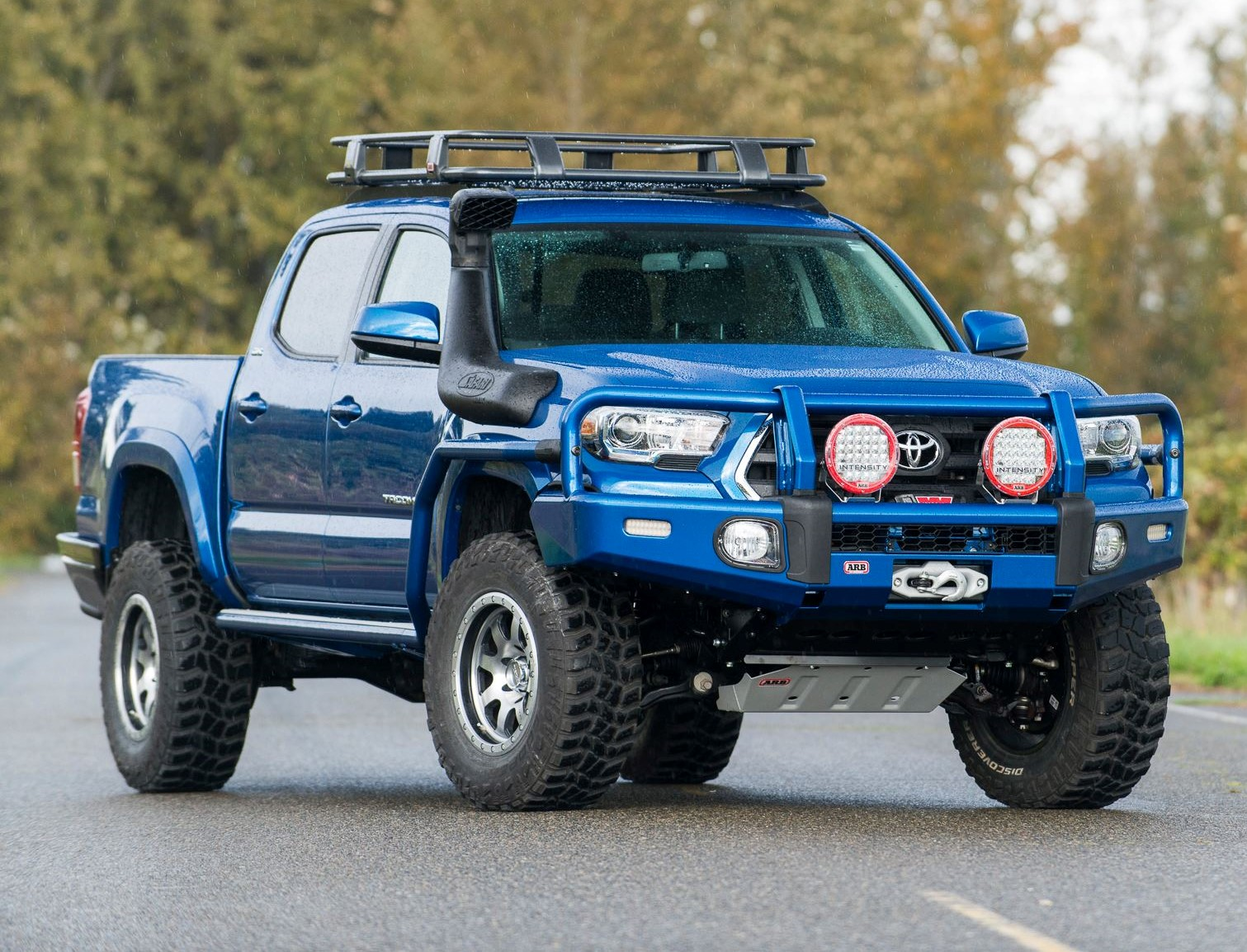 Cruiser Outfitters 2005 Lexus Land Tacoma 3rd Gen Old Man Emu Suspension Fits 2016 Newer Models Click Here For More Information