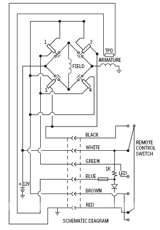 Warn Winch Wiring Diagram on Wiring Diagrams Are Identical Here Is The 9 5ti Diagram